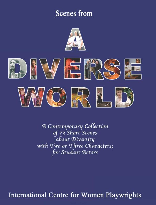 scenes from a diverse world play scene book